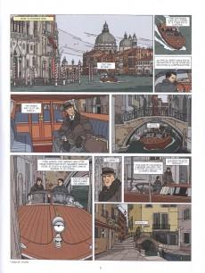 Extrait de Kaplan & Masson (Une aventure de) -2- Il faut sauver Hitler