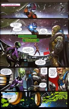 Extrait de Nova (Marvel Now!) -3- La Route vers Nulle Part