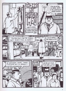 Extrait de L'homme au chapeau mou -116- l'Homme au chapeau mou