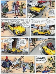 Extrait de Pierre Tombal -14a1998- Des décédés et des dés...