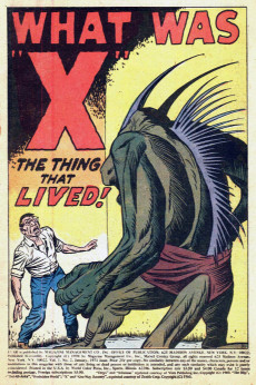 Extrait de Adventure into Fear (Marvel comics - 1970) -2- I Was hunted by