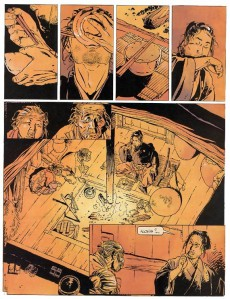 Extrait de Kogaratsu -5a97- Par-delà les cendres