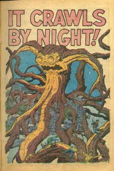 Extrait de Adventure into Fear (Marvel comics - 1970) -8- It Crawls By Night!
