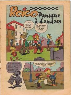 Extrait de Roico -252- Panique à Londres