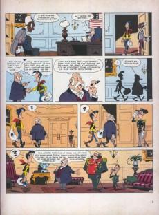 Extrait de Lucky Luke -40d16- Le grand duc