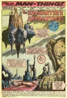 Extrait de Adventure into Fear (Marvel comics - 1970) -19- The land between night and day