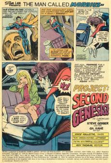 Extrait de Adventure into Fear (Marvel comics - 1970) -21- In the clutches of the uncanny Caretaker!
