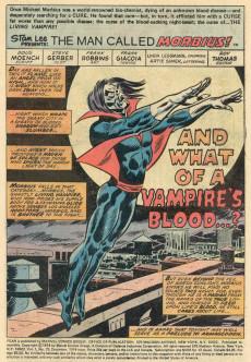 Extrait de Adventure into Fear (Marvel comics - 1970) -25- You always kill the one you love!