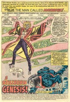 Extrait de Adventure into Fear (Marvel comics - 1970) -26- A Stillborn Genesis!