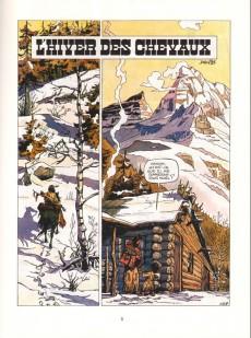 Extrait de Buddy Longway -7b84- L'hiver des chevaux