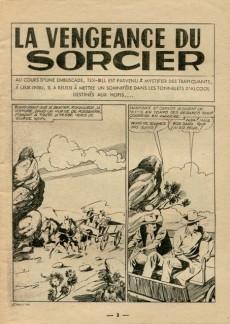 Extrait de Tex Bill -37- La vengeance du sorcier