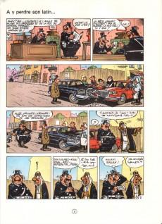 Extrait de L'agent 212 -3a1988- Sens interdit