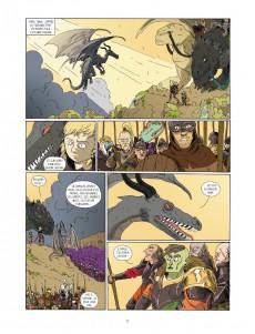 Extrait de Bjorn le Morphir -5- Le Choc des armées