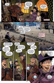 Extrait de Back to the Future (2015) -5- Untold Tales and Alternate Timelines #5