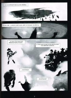 Extrait de Hell West -2- Wendigo