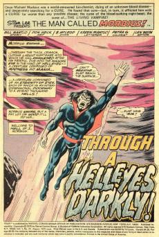 Extrait de Adventure into Fear (Marvel comics - 1970) -29- Death has a thousand eyes!