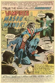Extrait de Adventure into Fear (Marvel comics - 1970) -30-