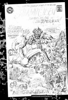 Extrait de (AUT) Kirby, Jack -2- Jack Kirby's, le super-héros de la bande dessinée - 1966-1994