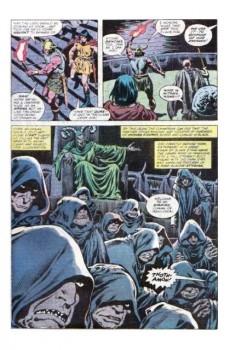 Extrait de King Conan (1980) -2- The black sphinx of nebthu / chapter 2: the black beast slays!