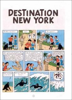 Extrait de Jo, Zette et Jocko (Les Aventures de) -2H39- Destination New York