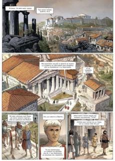 Extrait de Alix Senator (en espagnol) -4- Los Demonios de Esparta