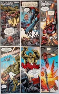 Extrait de Avengers Adaptation (The) (2015) -2- The Avengers