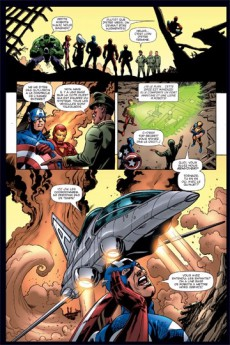 Extrait de Avengers (Presses aventure) -1- Les Héros S'unissent