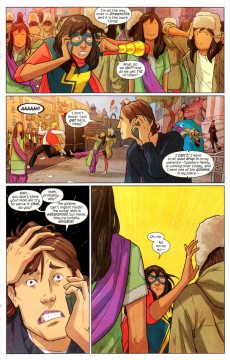 Extrait de Ms. Marvel (2016) -5- Army Of One part 2 of 3