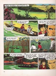 Extrait de Bob Morane 2 (Dargaud) -6a74- Le mystère de la zone