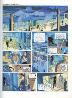 Extrait de Agatha Christie (Emmanuel Proust Éditions) -4- Le Crime de L'Orient-Express