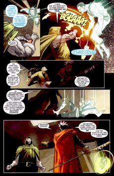 Extrait de Doctor Voodoo (2009) -INT- Avenger of the Supernatural