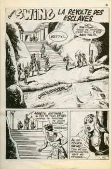 Extrait de Capt'ain Swing! (2e série - Mon Journal) -110- La révolte des esclaves