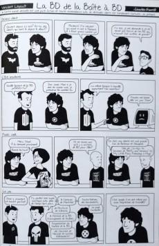 Extrait de Free Comic Book Day 2014 - Le Comic Book volume 3 - Bandes dessinées par des artistes amateurs et professionnels