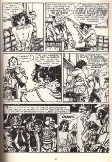 Extrait de Dylan Dog (en italien, Albo Gigante) -3- Marionette - Falce di luna
