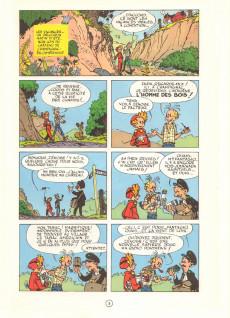 Extrait de Spirou et Fantasio -9b1981- Le repaire de la murène