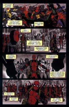 Extrait de Deadpool (Marvel Dark) -5- Le retour du Deadpool-vivant
