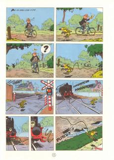 Extrait de Spirou et Fantasio -10d80- Les pirates du silence