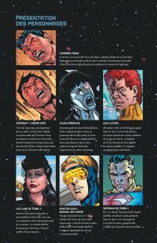 Extrait de Infinite Crisis (Urban Comics) -5- Crise infinie