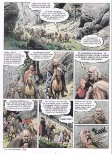 Extrait de Thorgal (Les mondes de) - La Jeunesse de Thorgal -4- Berserkers