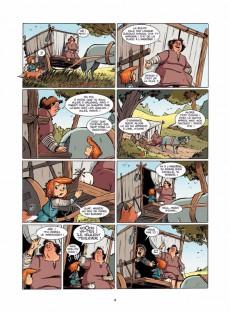 Extrait de Le livre de Piik -2- Le sortilège de flore