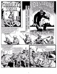 Extrait de La grande Guerre de Charlie -10- La der des ders