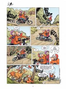 Extrait de Les fondus de moto -8- Tome 8