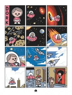Extrait de Dickie -7- Dickie dans l'espace