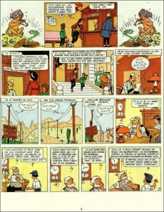 Extrait de Chick Bill -1917- Les Millions de Kid Ordinn