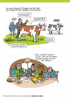 Extrait de L'agriculture paysanne expliquée aux urbains  - L'agriculture paysanne expliquée aux urbains