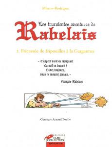 Extrait de Les truculentes aventures de Rabelais -2- Fricassée de fripouilles à la Gargantua