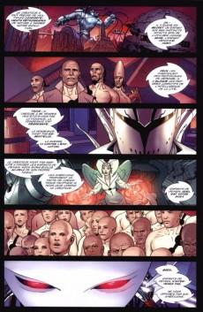 Extrait de Ultimates (Ultimate Comics) -1- Deux cités, deux mondes