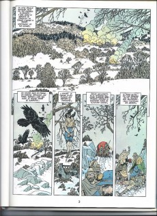 Extrait de Les 7 Vies de l'Épervier -1b1989- La blanche morte