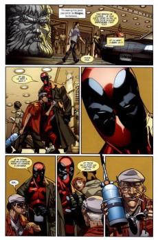 Extrait de Deadpool (Marvel Deluxe) -3- Je Suis Ton Homme