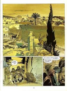 Extrait de Les tours de Bois-Maury -9a- Khaled
